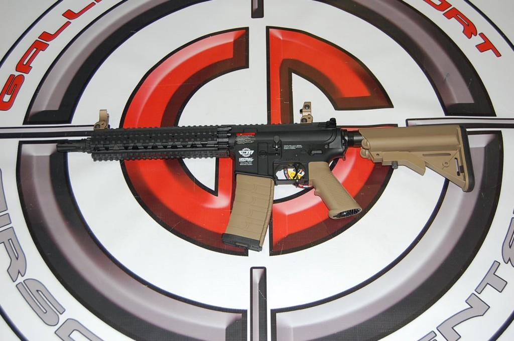 MK 18 MOD 1 BLACK COMBO