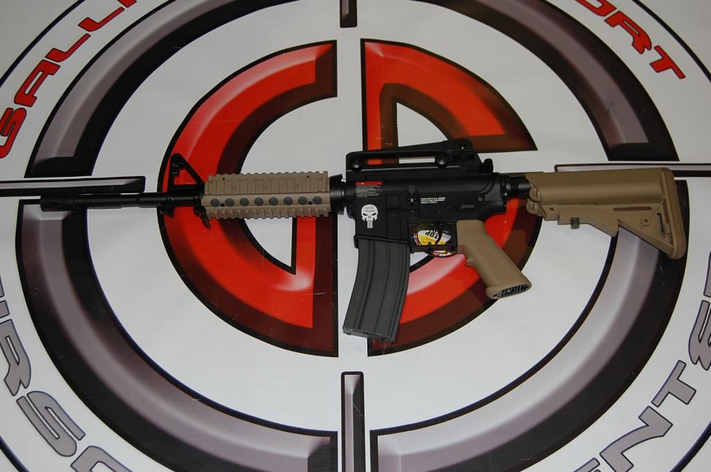 CM16 A4 TAN-SEAL (Combo)