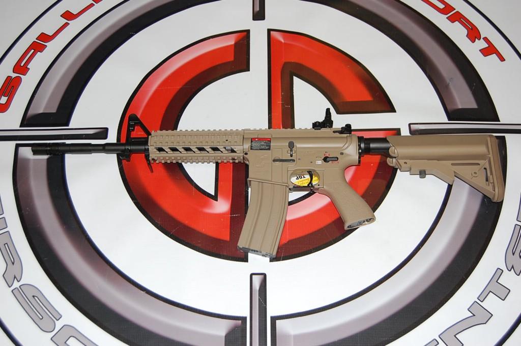 CM16 RAIDER TAN(Cuerpo metalico)
