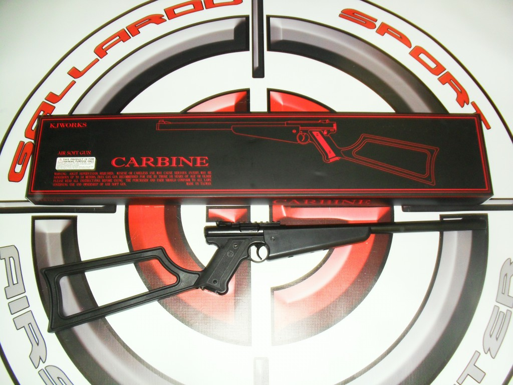 MK 1 CARABINE