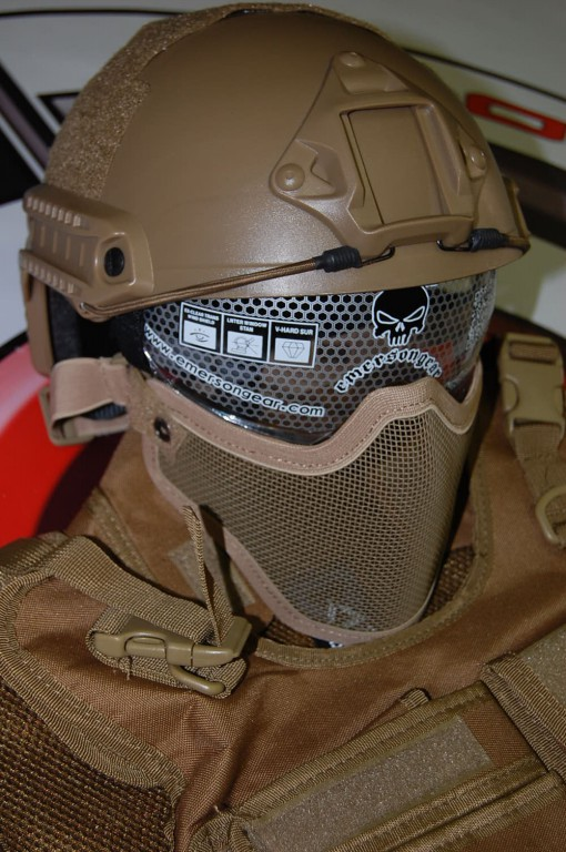 PACK GALLARDO ARMOR (TAN)