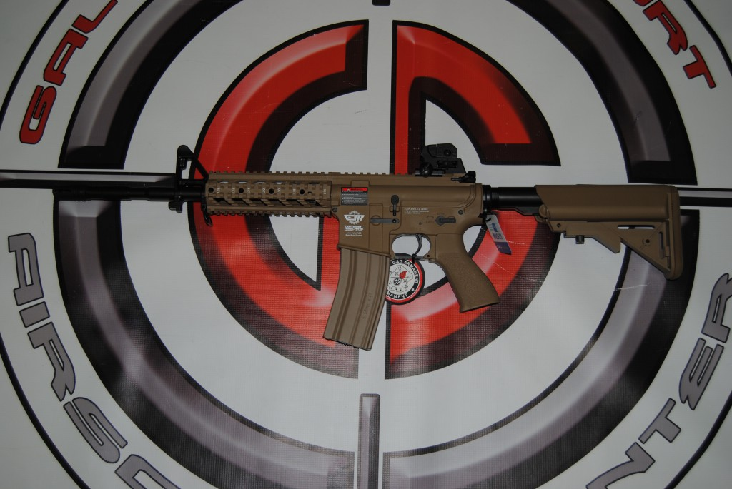 CM16 Raider-L DST Tan G&G