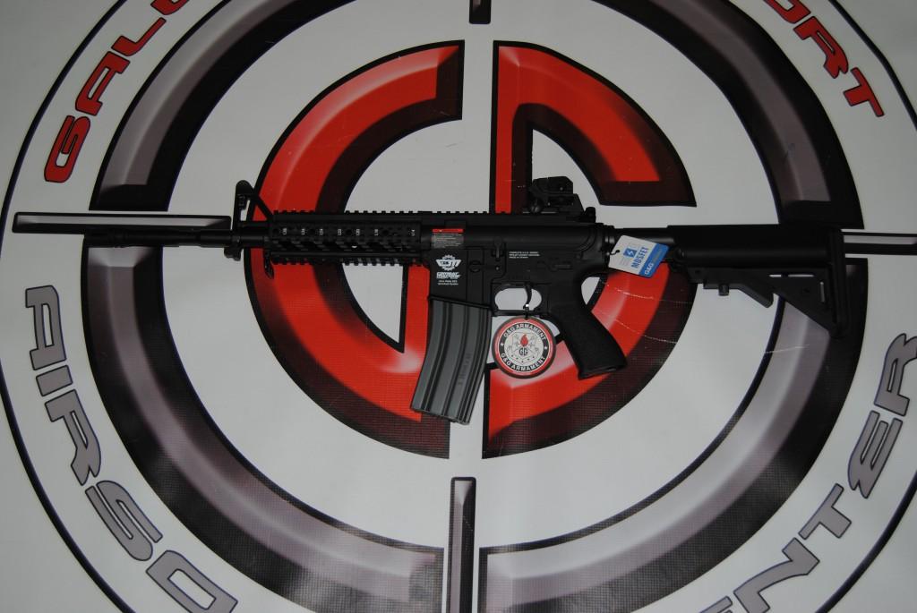 CM16 Raider-L DST Negra G&G
