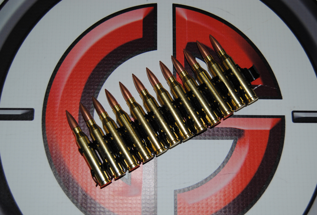 Balas M249 Dummy