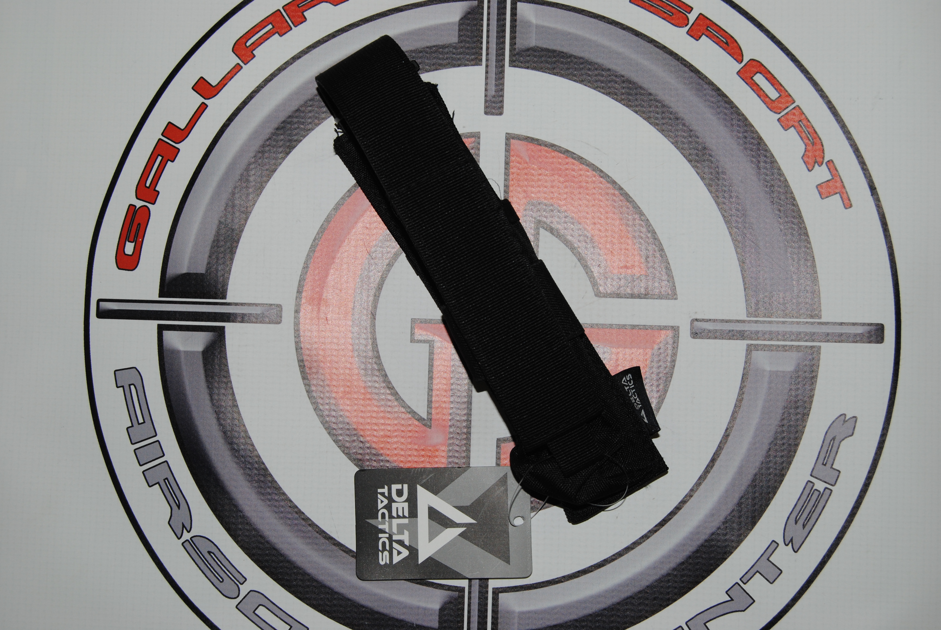 PORTACARGADOR MP5 MP7 MP9 UZI NEGRO DELTA TACTICS