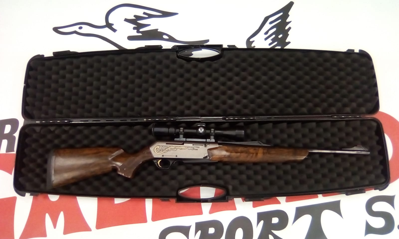 BROWNING LONGTRAC NEW ELITE CALIBRE 300WM IMPECABLE