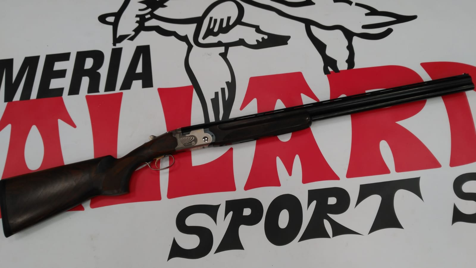 BERETTA 686 E TRAP IMPECABLE