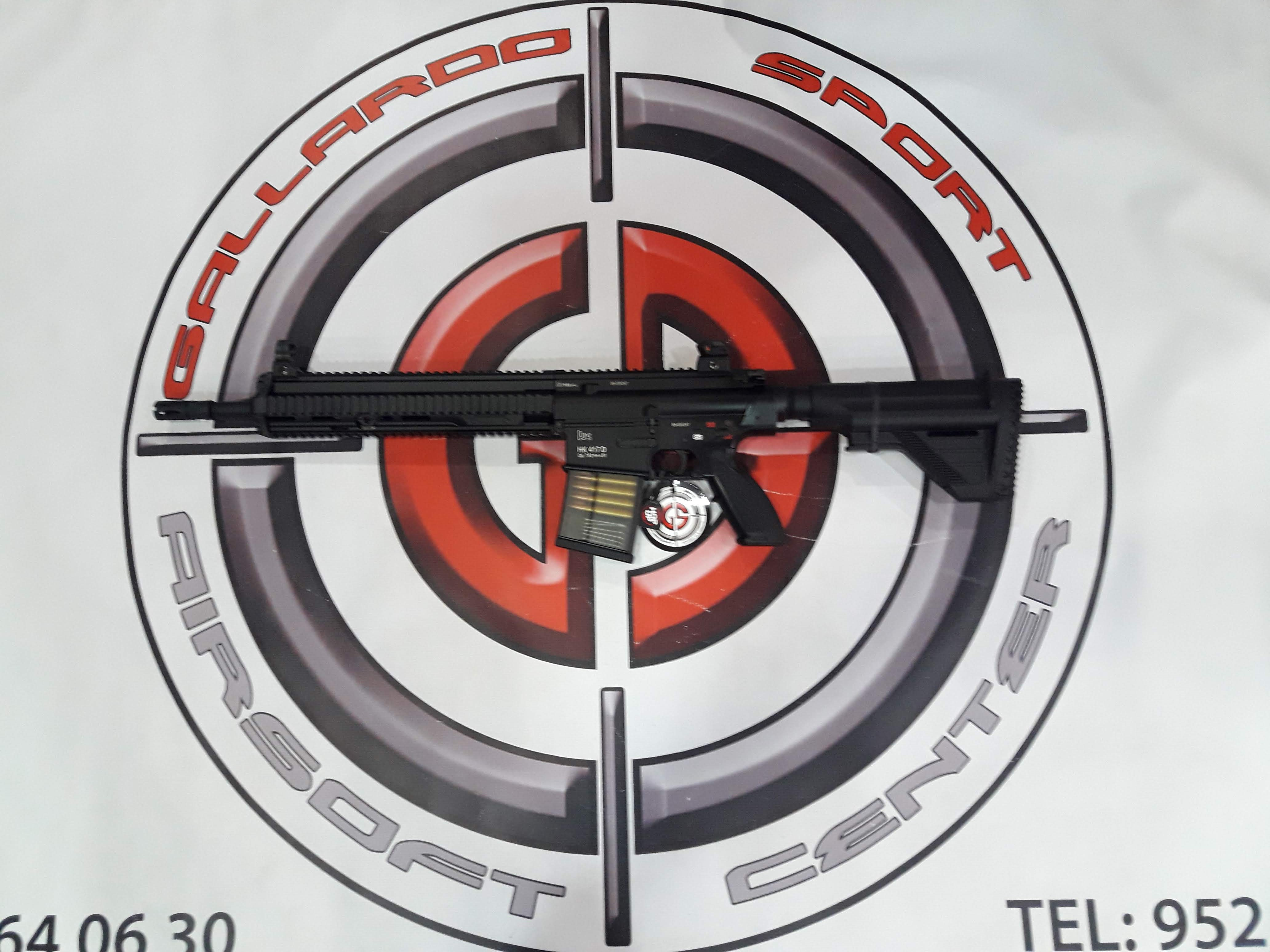 TOKYO MARUI HK417 NEXT-GEN