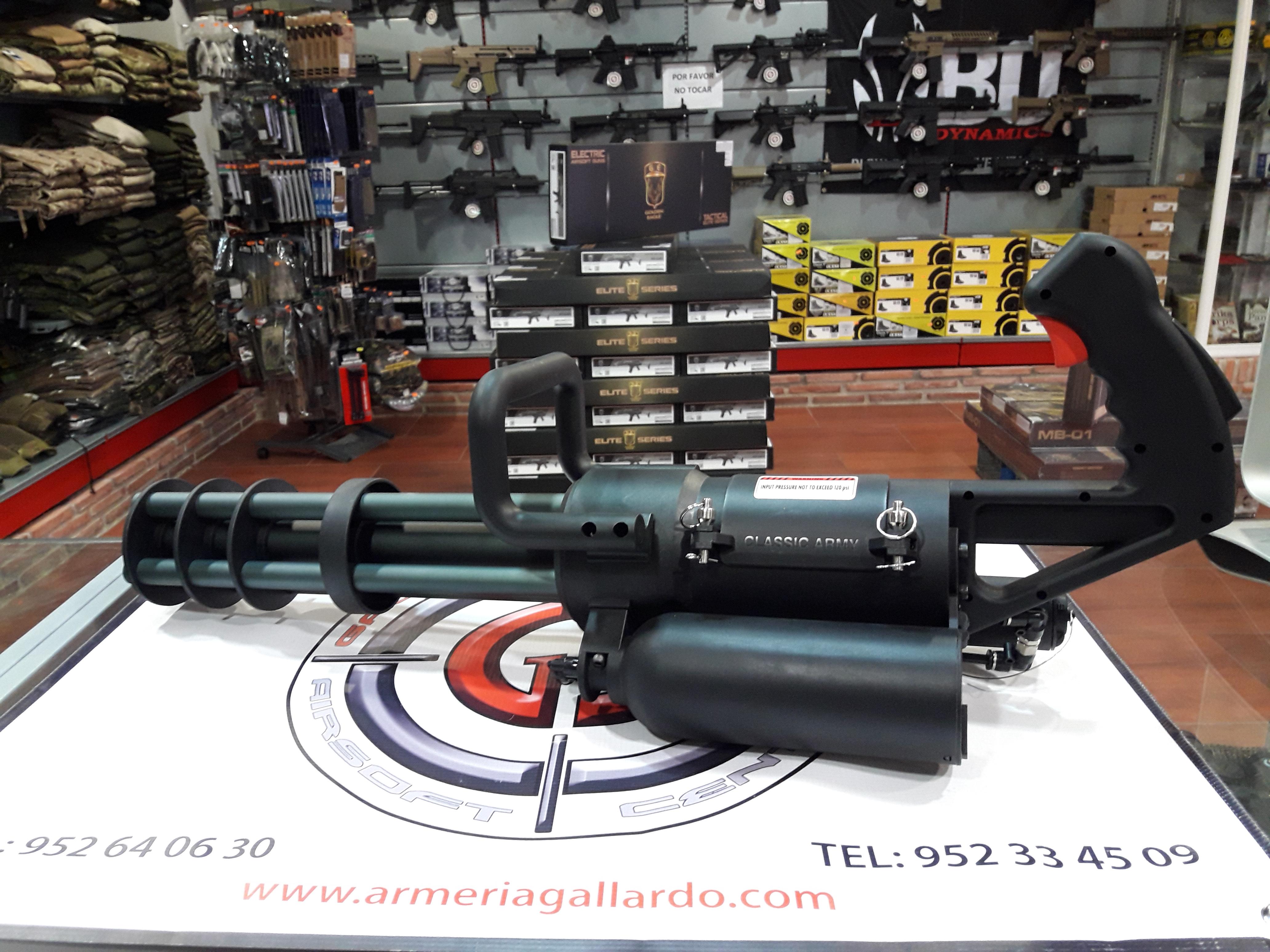 M132 MICRO GUN CLASSIC ARMY