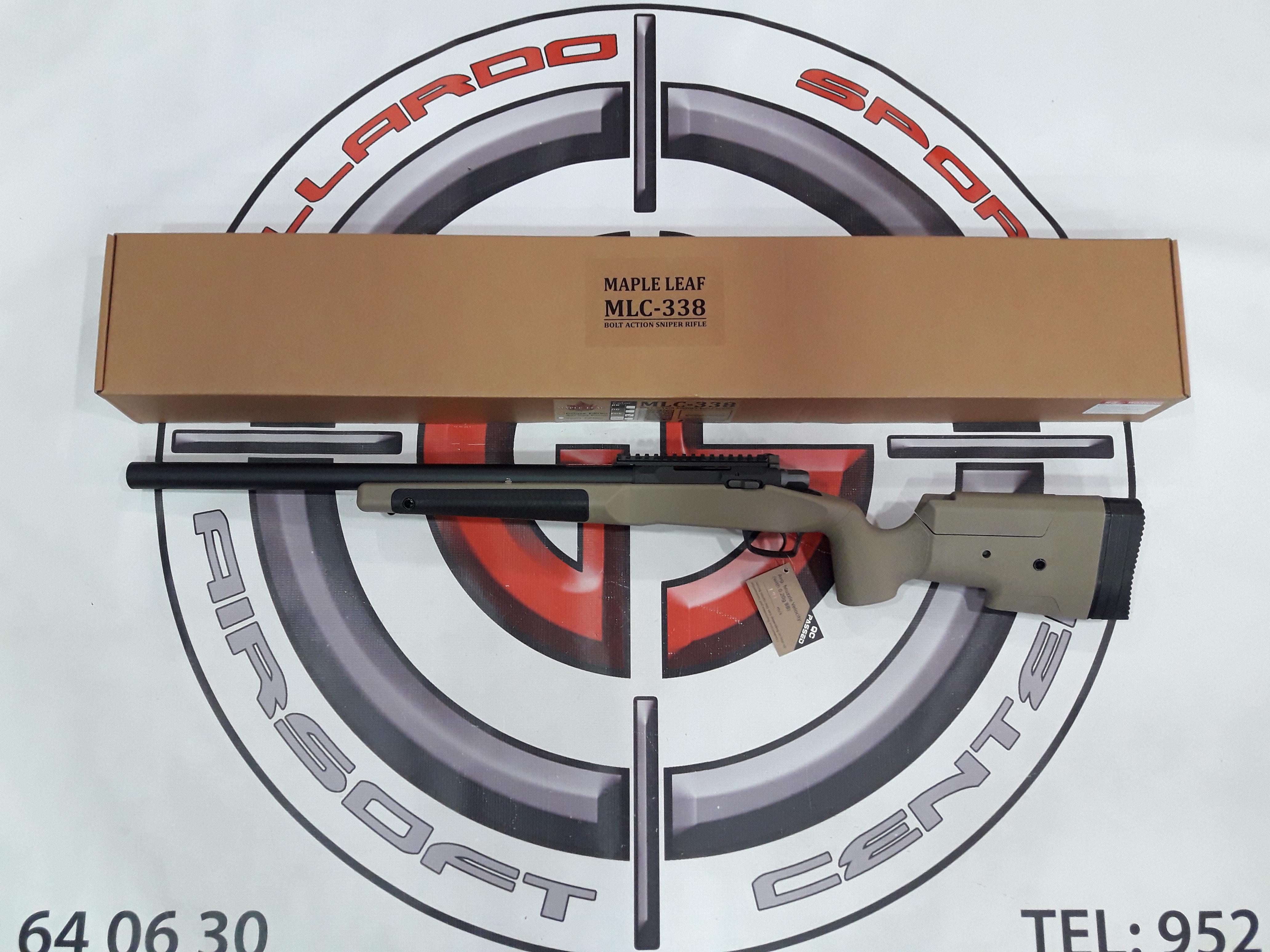 MAPLE LEAF MLC-338 TAN